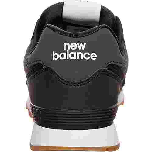 NEW BALANCE GC574-M Sneaker Kinder schwarz / weiß