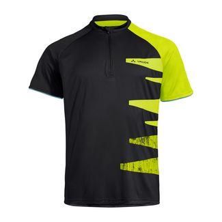 VAUDE Men's Altissimo Shirt Fahrradtrikot Herren black