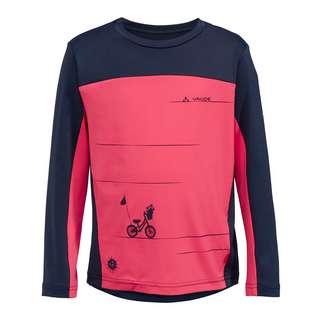 VAUDE Kids Solaro LS T-Shirt T-Shirt Kinder bright pink