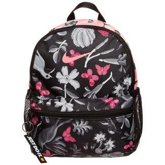 Nike Rucksack Brasilia JDI Daypack Kinder schwarz / pink