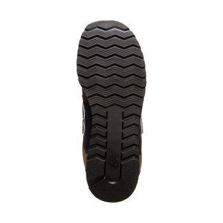 NEW BALANCE YC520-M Sneaker Kinder braun / blau