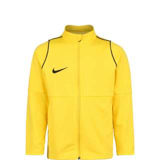 Nike Park 20 Dry Trainingsjacke Kinder gelb / schwarz