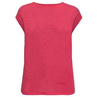 VAUDE Women's Tekoa Shirt T-Shirt Damen bright pink