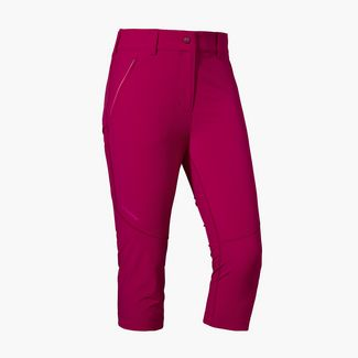 Schöffel Pants Val di Sole1 Wanderhose Damen persian red