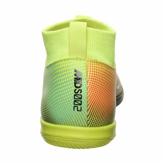 Nike Mercurial SuperflyX 7 Academy Fußballschuhe Kinder gelb / grün