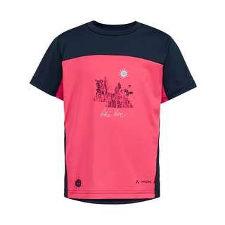 VAUDE Kids Solaro T-Shirt T-Shirt Kinder bright pink