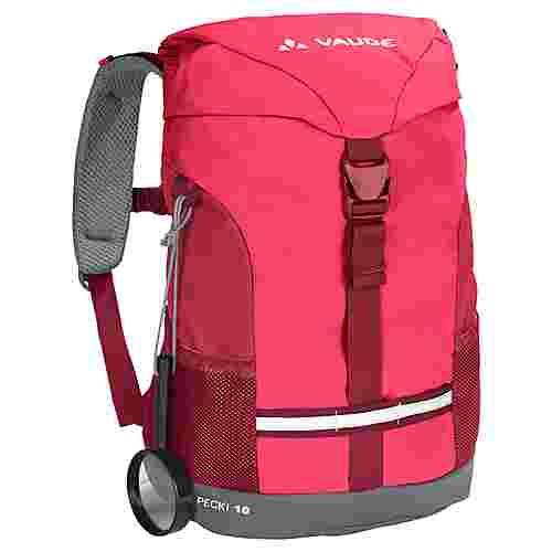 VAUDE Rucksack Pecki 10 Daypack bright pink