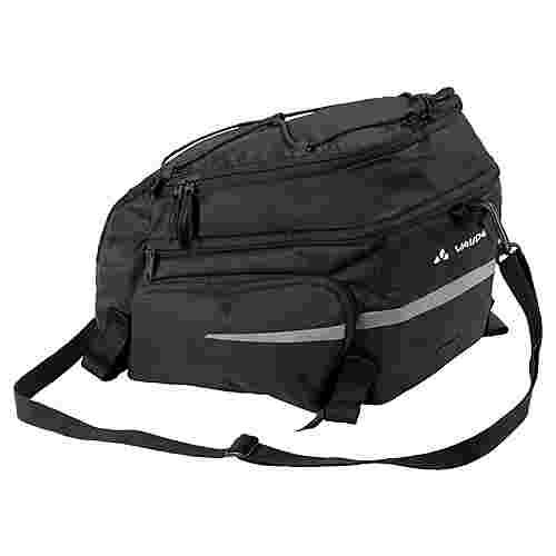VAUDE Silkroad Plus (Snap-it) Fahrradtasche black