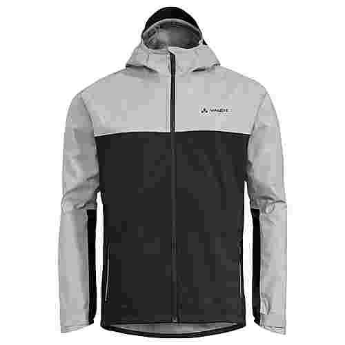 VAUDE Men's Moab Rain Jacket Fahrradjacke Herren moonstone