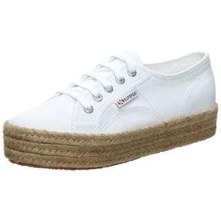Superga 2730-COTROPEW Sneaker Damen weiß