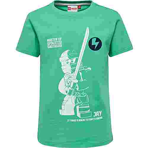 Lego Wear T-Shirt Kinder Green