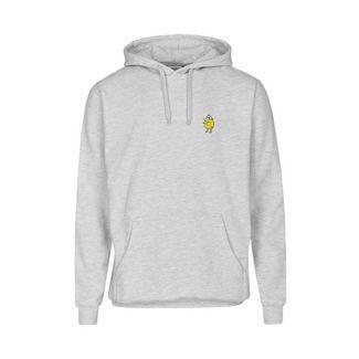 Cleptomanicx Sweatshirt Herren Light Heather Gray