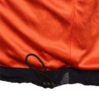 Diadora Track 1/2 Zip 5Palle Sweatshirt Herren schwarz