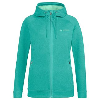 VAUDE Women's Skomer Fleece Jacket Wanderjacke Damen peacock