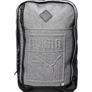 PUMA Rucksack S Backpack Daypack Herren grau
