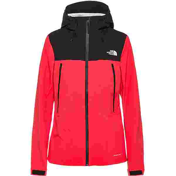 The North Face Tente Futurelight™ Hardshelljacke Damen cayenne red/tnf black
