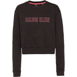 Calvin Klein Utility Strong Sweatshirt Damen ck black