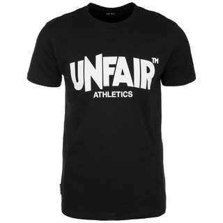 Unfair Athletics Classic Label Boston '19 T-Shirt Herren schwarz / weiß