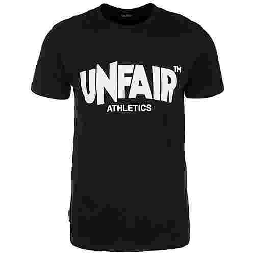 Unfair Athletics Classic Label Boston '19 T-Shirt Herren schwarz / weiß