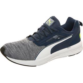 PUMA NRGY Rupture Sneaker dunkelblau / weiß