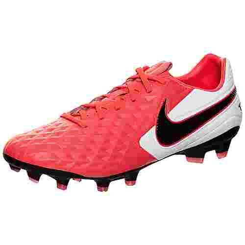 Nike Tiempo Legend 8 Pro Fußballschuhe Herren neonrot / schwarz