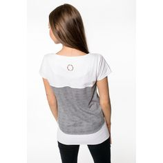 ALIFE AND KICKIN CoraAK T-Shirt Damen cloudy