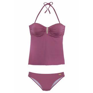 Lascana Bikini Set Damen mauve