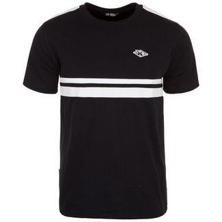 Unfair Athletics Hash Basic T-Shirt Herren schwarz / weiß