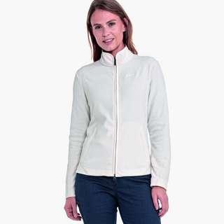 Schöffel Fleece Jacket Leona2 Fleecejacke Damen whisper white