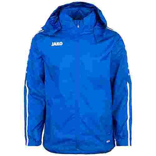 JAKO Striker 2.0 Trainingsjacke Herren blau / weiß