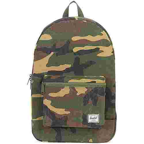 Herschel Rucksack Packable Daypack Daypack oliv / braun