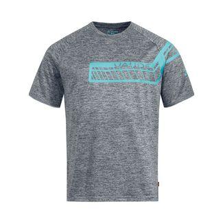 VAUDE Men's Moab T-Shirt V Fahrradtrikot Herren black