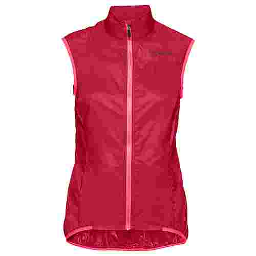 VAUDE Women's Air Vest III Outdoorweste Damen cranberry