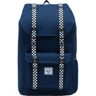 Herschel Rucksack Little America Daypack blau