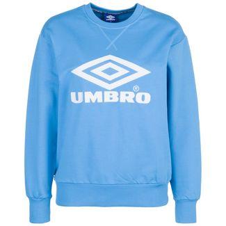 UMBRO New Logo Crew Sweatshirt Damen blau / weiß