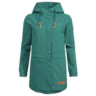 VAUDE Women's Redmont Parka Outdoorjacke Damen nickel green