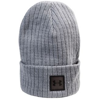 Under Armour Truckstop 2.0 Beanie Laufmütze Kinder grau