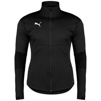 Jacken » Fußball von PUMA in schwarz im Online Shop von