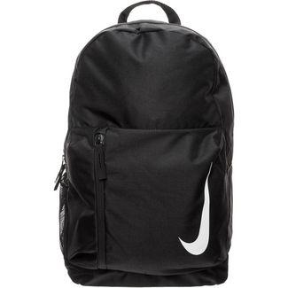 Nike Rucksack Daypack schwarz / weiß