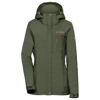 VAUDE Women's Furnas Jacket III Outdoorjacke Damen cedar wood