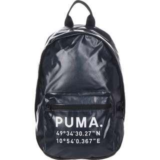 PUMA Rucksack Prime Time Archive X-Mas Daypack Damen schwarz / grau