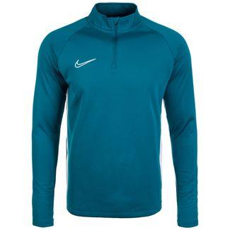 Nike Dry Academy 19 Drill Funktionsshirt Herren blau / weiß