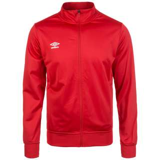 UMBRO Club Essential Trainingsjacke Herren rot
