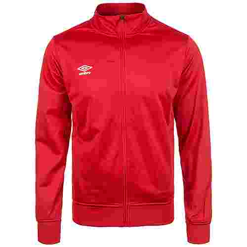 UMBRO Club Essential Trainingsjacke Herren rot