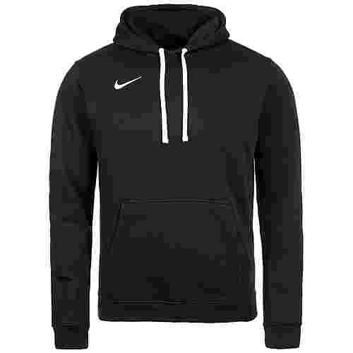 Nike Club19 Fleece TM Hoodie Herren schwarz / weiß