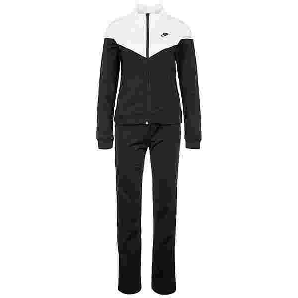 Nike Sportswear Overall Damen schwarz / weiß