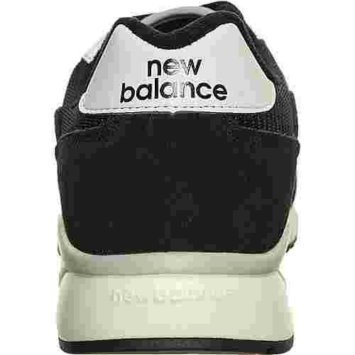 NEW BALANCE ML570 Sneaker Herren schwarz / weiß