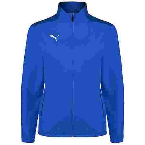 PUMA TeamGOAL 23 Sideline Trainingsjacke Damen blau
