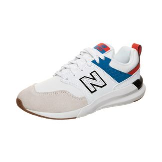 NEW BALANCE YS009 Sneaker Kinder weiß / blau