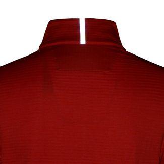 NEW BALANCE Heat Quattro Zip Laufshirt Herren orange